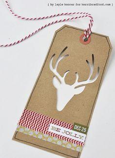 DIY deer tag