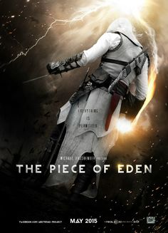 assassins creed michael fassbender 1 Two Excellent Posters For The Michael Fassbender Starring Assassin's Creed Movie
