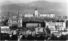 University of San Francisco as it looked in 1932