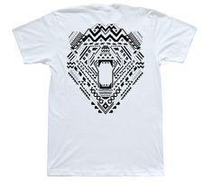Nava Bear T-Shirt. Cool design cute & casual