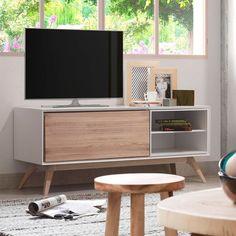 MUEBLE TV NORDICO - #decoracion #homedecor #muebles
