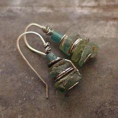 green - cobalt blue jewelry ewa lompe author.