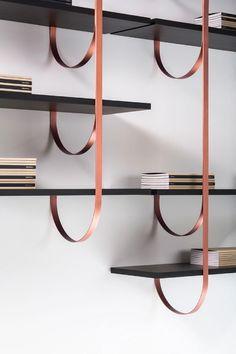 Il bello del design modulare - Domus Shelving Design, Shelf Design, Cabinet Design, Furniture Styles, Furniture Design, Plywood Furniture, Chair Design, Modern Furniture, Flower Shop Decor