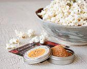 Gourmet popcorn seasonings