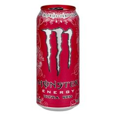 Monster Energy, Bebidas Energéticas Monster, Monster Room, Red Energy, Iphone Icon, Photo Wall Collage, Red Aesthetic, Cute Icons, Energy Drinks