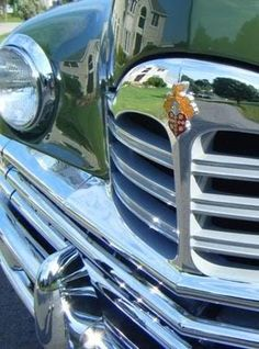 Classic #Packard #ClassicCar QuirkyRides.com