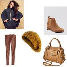 """""""Casual Comfort with Class"""" by cara-weidinger on Polyvore"""