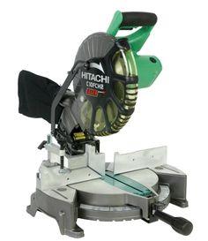 Hitachi C10FCH2 10-inch Compound Miter Saw