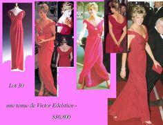 Princess Diana's Gown - Lot 30