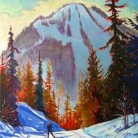 blackjack New Work, Tapestry, Artists, Mountains, Gallery, Nature, Travel, Hanging Tapestry, Voyage