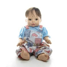 Baby So Beautiful Doll Vintage 1995 Baby Girl with Hazel Eyes | Etsy Glossy Eyes, Hazel Eyes, 90s Kids, Handmade Shop, Beautiful Dolls, Vintage Toys, Brown Hair, Baby Dolls, Teddy Bear