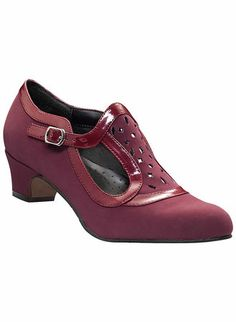 Angel Steps™ Sybil Pump at www.amerimark.com | would be good balboa shoe