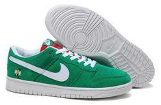 low priced 6bbf7 c925b Nike Dunk Low Boston Celtics Shoes - Green White - Wholesale   Outlet  Discount Nike Dunk Low Shoes sale, original Nike Dunk Low Shoes new  arrivals, ...