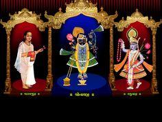 Shreenathji Wallpaper for Desktop Download