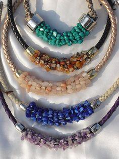 Tutorial DIY Bijoux et Accessoires Image Description Tutorial Collana Etnica Torciglione #Beading #Jewelry #Tutorials