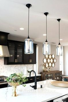Amazing DIY Concepts For Your Kitchen Lighting #kitchenideas
