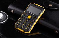 Small Big Button Durable Mini Cardphone