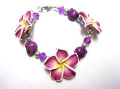 Sugar Skull Bracelet Day Of The Dead Jewelry by sweetie2sweetie, $21.99