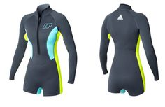 New NP Women's Wetsuit Collection 2015 | KiteSista | http://www.kitesista.com/new-np-womens-wetsuit-collection-2015/4/