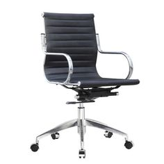 Twist Office Chair Mid Back - 17815724 - Overstock - The Best Prices on Fine Mod Imports Task Chairs - Mobile