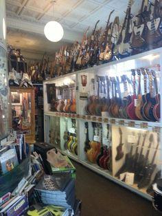 House of Guitars, Rochester, NY