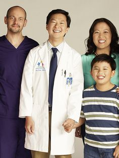 """""""Dr. Ken"""" (ABC) starring Ken Jeong, Suzy Nakamura....Fresh Off The Boat with a better job?  I'll give this one a chance."""