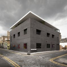 DIRTY HOUSE | ADJAYE associates | London, UK