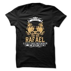 RAFAEL . Team RAFAEL Lifetime member Legend  - T Shirt, Hoodie, Hoodies, Year,Name, Birthday #name #tshirts #RAFAEL #gift #ideas #Popular #Everything #Videos #Shop #Animals #pets #Architecture #Art #Cars #motorcycles #Celebrities #DIY #crafts #Design #Education #Entertainment #Food #drink #Gardening #Geek #Hair #beauty #Health #fitness #History #Holidays #events #Home decor #Humor #Illustrations #posters #Kids #parenting #Men #Outdoors #Photography #Products #Quotes #Science #nature #Sports…