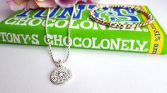 Chocolade en sieraden...hmmm....Boho ketting en Street Chic armband via www.lotsofpink.nl #ketting #Boho #armband #Street Chic #zilver #rose goud #custom #handmade #designerquality #Spring #lotsofpink