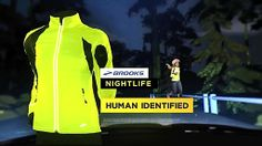 BROOKS NightLife Apparel - stay safe during your run!