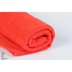 BORD CÔTE BIO Rouge Tomate linéaire 160cm Stoffonkel