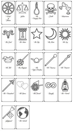 by keniakittykat on DeviantArt All Tarot Cards, Free Tarot Cards, Tarot Card Spreads, Tarot Card Art, Tarot Cards Major Arcana, Stampin Up Karten, Karten Diy, Tarrot Cards, Divination Cards