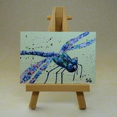 Dragonfly ACEO £6.00