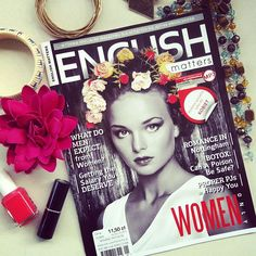 English Matters Woman - Special Edition / Wydanie specjalne (by Colorful Media)