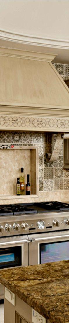 ❈Téa Tosh❈ DESIGN CLASSICS… KITCHENS #KitchenDesign #perfecthomes #teatosh 21b