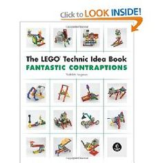 Booktopia has Fantastic Contraptions : Lego Technic Idea Book, Lego Technic Idea Book by Yoshihito Isogawa. Buy a discounted Paperback of Fantastic Contraptions : Lego Technic Idea Book online from Australia's leading online bookstore. Lego Technic, Lego Mindstorms, Lego Instructions, Step By Step Instructions, Technique Lego, Lego Builder, University Of Sciences, Lego Projects, Stem Projects