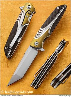 Folding Knives - SharpBydesign.com