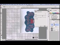 PixScan con Photoshop y Silhouette Cameo - YouTube