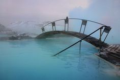 """Beautiful environment at Blue Lagoon - Iceland"" - © LimeWave Photo (Flickr)"