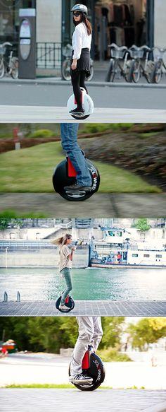 Solowheel Electric Unicycle - www.MyWonderList.com