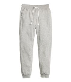 27b8ab16c72 Gray Drawstring Ladies Jogger Exercise Sweatpants ( 20) ❤ liked on Polyvore  featuring activewear