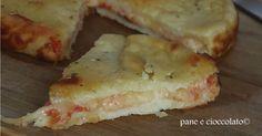 Parigina di patate Quiche, Veg Recipes, Antipasto, Prosciutto, I Foods, Mashed Potatoes, Pizza, Main Dishes, Nom Nom