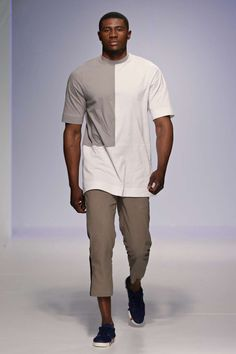 ALC MAN Spring-Summer 2018 | South Africa Menswear Week