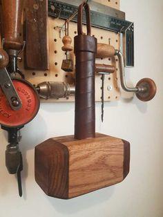 is part of Woodworking hammer - Mjolnir (Thor's hammer) inspired mallet