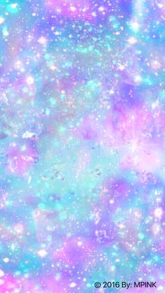 Galaxy Bubbles Wallpaper