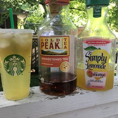 howdy friends! Every summer I tend to find one beverage that I just cannot get…
