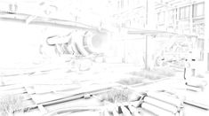 AO Ambient Occlusion, Outdoor, Image, Outdoors, Outdoor Games, The Great Outdoors