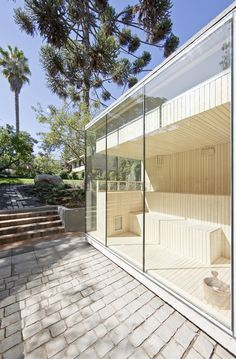 Catch the Tree Spa / LAND Arquitectos #architecture