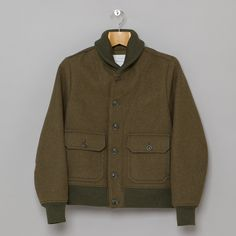 norse projects military jacket - Google Search