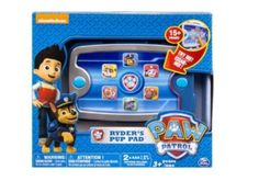 Paw-Patrol-Ryder-039-s-Pup-Pad-Mission-Control-Pup-Pad-Sound-Board-Phone-Tablet-NEW